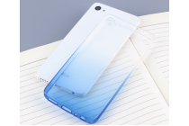 """Фирменная ультра-тонкая полимерная задняя панель-чехол-накладка из силикона для Lenovo Zuk Z2/ZUK Z2 Rio Edition 5.0"""" прозрачная с эффектом дождя"""
