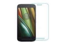 Фирменная оригинальная защитная пленка для телефона Motorola Moto E3 / E3 Power (XT1706) 5.0 глянцевая