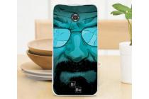 """Фирменная необычная из легчайшего и тончайшего пластика задняя панель-чехол-накладка для Motorola Nexus 6  """"тематика Шериф"""""""