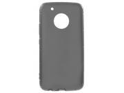 Фирменная ультра-тонкая полимерная из мягкого качественного силикона задняя панель-чехол-накладка для Motorola..