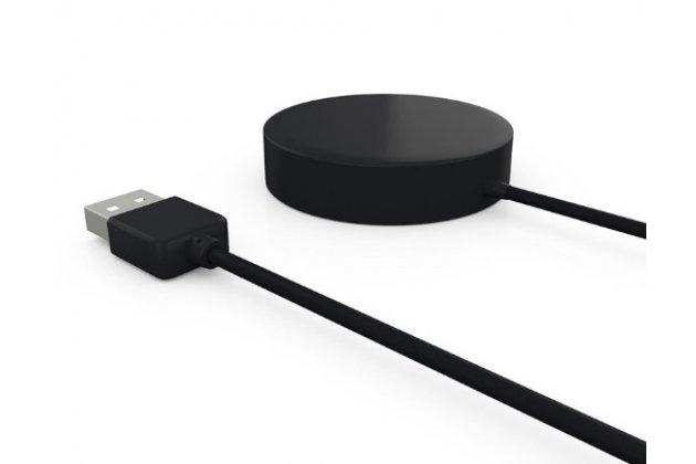 Фирменное оригинальное USB-зарядное устройство/док-станция для умных смарт-часов Motorola Moto 360 2 42mm/46mm + гарантия