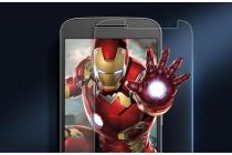 """Фирменное защитное закалённое противоударное стекло премиум-класса из качественного японского материала с олеофобным покрытием для телефона Motorola Moto G4 Plus (XT1642) 5.5"""""""