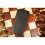 Чехол-книжка для Motorola Xphone(Moto X) черный кожаный