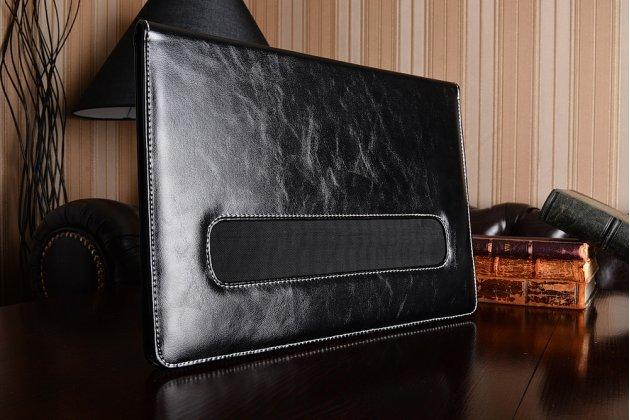 Защитный противоударный чехол-обложка-футляр-кейс для ноутбука Dell Latitude E6500 из качественной импортной кожи. Цвет в ассортименте. Только в нашем магазине. Количество ограничено