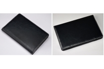 Защитный противоударный чехол-обложка-футляр-кейс для ноутбука Dell Inspiron 3147 из качественной импортной кожи. Цвет в ассортименте. Только в нашем магазине. Количество ограничено