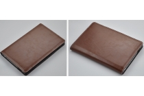 Защитный противоударный чехол-обложка-футляр-кейс для ноутбука для ASUS ZENBOOK UX301LA из качественной импортной кожи. Цвет в ассортименте. Только в нашем магазине. Количество ограничено