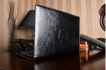 Защитный противоударный чехол-обложка-футляр-кейс для ноутбука ASUS X750LN из качественной импортной кожи. Цвет в ассортименте. Только в нашем магазине. Количество ограничено
