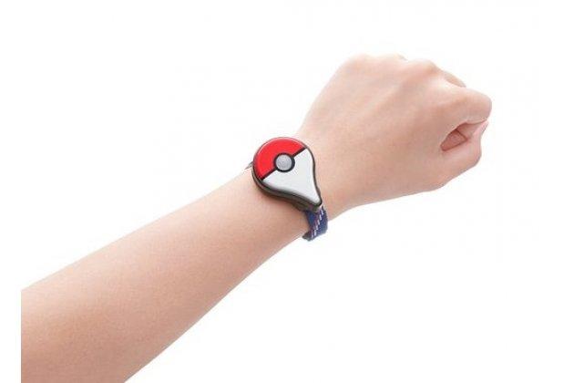 Фирменный оригинальный умный браслет Nintendo Pokemon Go Plus
