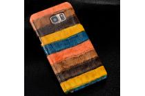 """Фирменная неповторимая экзотическая панель-крышка обтянутая кожей крокодила с фактурным тиснением для Nokia Lumia 1320 тематика """"Африканский Коктейль"""". Только в нашем магазине. Количество ограничено."""