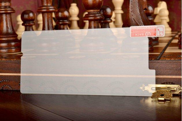 Фирменное защитное закалённое противоударное стекло премиум-класса из качественного японского материала с олеофобным покрытием для Nokia Lumia 730 Dual sim