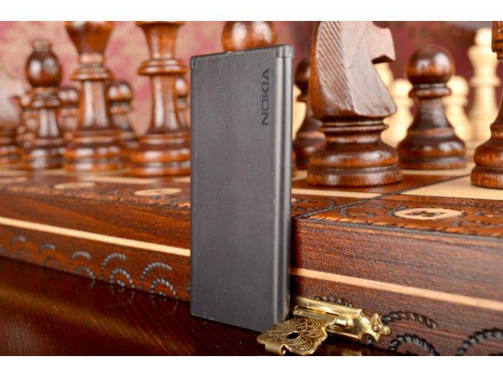 Фирменная аккумуляторная батарея 1650mAh BP-5T на телефон Nokia Lumia 820 + гарантия..