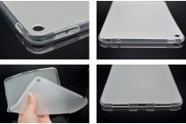 """Фирменная ультра-тонкая полимерная из мягкого качественного силикона задняя панель-чехол-накладка для Nokia N1 Tablet 7.9"""" белая"""