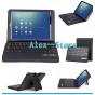 Фирменный чехол со съёмной Bluetooth-клавиатурой для планшета Nokia N1 черный кожаный + гарантия..