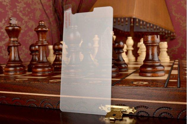 Фирменное защитное закалённое противоударное стекло премиум-класса из качественного японского материала с олеофобным покрытием для Nokia Lumia 925