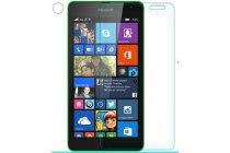 Фирменная оригинальная защитная пленка для телефона Microsoft Nokia Lumia 535 глянцевая