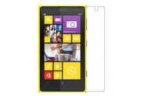Фирменная оригинальная защитная пленка для телефона Nokia Lumia 1020 глянцевая