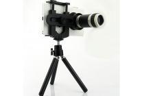 Фирменный оригинальный 8-кратный зум-объектив со трипод-штативом для телефона Nokia Lumia 1020