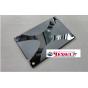 Фирменная ультра-тонкая полимерная из мягкого качественного силикона задняя панель-чехол-накладка для Nokia Lu..