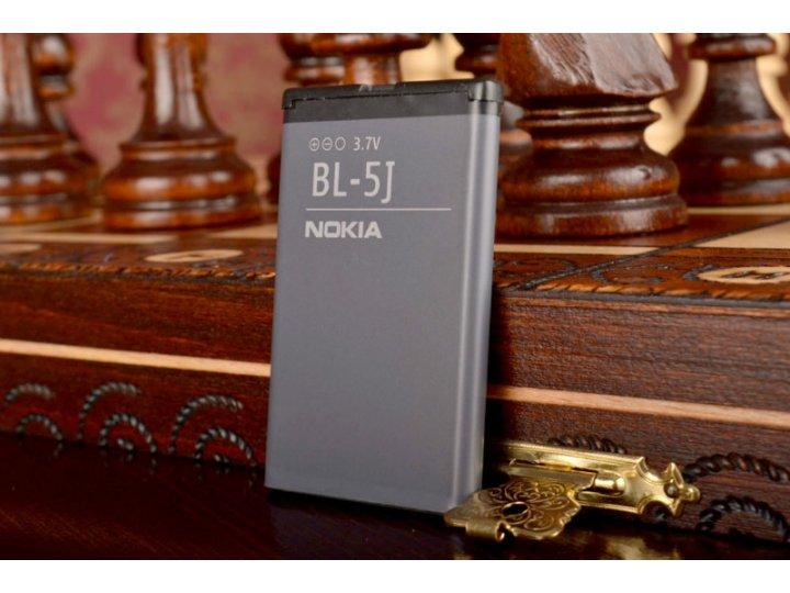 Фирменная аккумуляторная батарея 1320mah BL-5J на телефон Nokia Lumia 520 / 525 / 530 / 530 Dual Sim + гаранти..