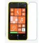 Фирменная защитная пленка для телефона Nokia Lumia 620 глянцевая..