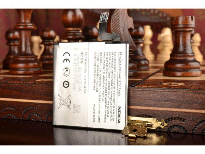 Фирменная аккумуляторная батарея 2000mah BP-4GWA на телефон Nokia Lumia 625 / 625 3G + инструменты для вскрыти..