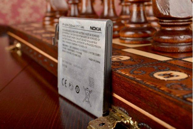 Фирменная аккумуляторная батарея 2000mah BP-4GWA на телефон Nokia Lumia 720 + инструменты для вскрытия + гарантия