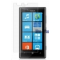 Фирменная оригинальная защитная пленка для телефона Nokia Lumia 720 глянцевая..