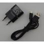 Фирменное оригинальное зарядное устройство от сети для телефона Nokia Lumia 920/925/900/720/620/800/820/520 + ..
