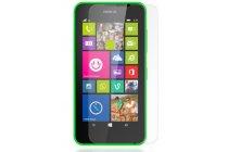 Фирменная оригинальная защитная пленка для телефона Nokia Lumia 530 Dual sim глянцевая