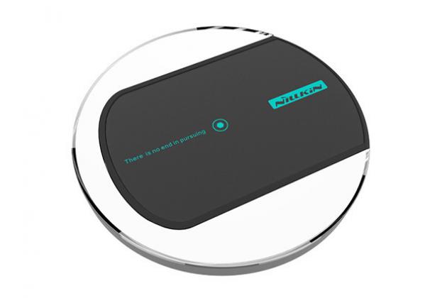 Фирменная оригинальная ультра-тонкая док станция для беспроводной зарядки для телефона Nokia Lumia 830