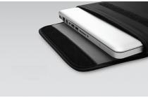 """Чехол-сумка-бокс для Xiaomi Mi Notebook Air 12.5""""из высококачественного материала черная"""