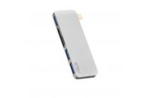 Фирменный оригинальный USB-переходник / OTG-кабель для телефона Xiaomi Mi Notebook Air 12.5 + гарантия