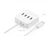 Фирменный оригинальный USB-переходник / USB Hub для Xiaomi Mi Notebook Air 12.5 + гарантия