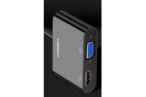 Фирменный оригинальный HDMI кабель-переходник для Xiaomi Mi Notebook Air 12.5 + гарантия