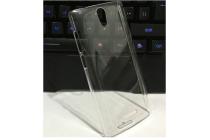"""Фирменная задняя панель-крышка-накладка из тончайшего и прочного пластика для OPPO Mirror 3"""" прозрачная"""