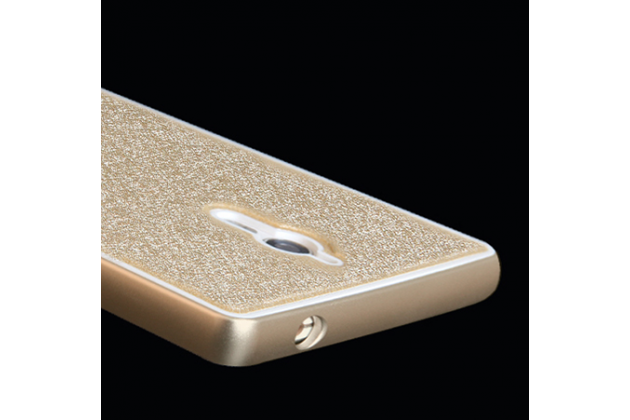 """Фирменная золотая водоотталкивающая металлическая задняя панель-крышка-накладка из тончайшего облегченного авиационного алюминия для Oppo Find 7 с объёмным 3D рисунком """"тематика Золото Лепрекона"""""""