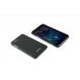 Фирменная задняя панель-крышка-накладка из тончайшего и прочного пластика для OPPO Finder X907 черная..