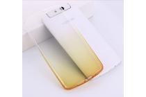 """Фирменная ультра-тонкая полимерная задняя панель-чехол-накладка из силикона для  OPPO N1 mini""""  прозрачная  с эффектом песка"""