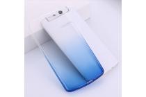 """Фирменная ультра-тонкая полимерная задняя панель-чехол-накладка из силикона для OPPO N1 mini"""" прозрачная с эффектом дождя"""