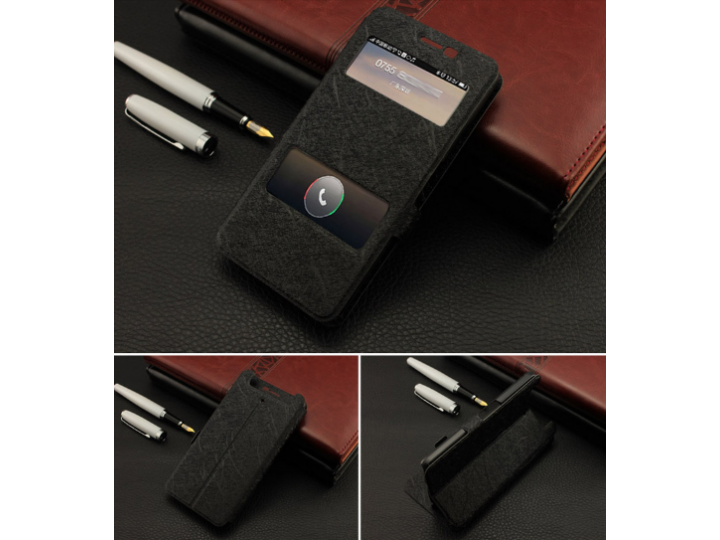 Фирменный чехол-книжка для OPPO N1 mini