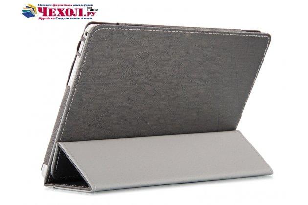Фирменный чехол-футляр-книжка для Onda oBook 10 Pro 64Gb/Onda oBook 10 SE/ 10 SE 32Gb  черный
