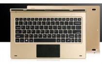 Фирменная оригинальная съемная клавиатура/док-станция для планшета Onda oBook 10 Pro 64Gb/Onda oBook 10 SE/ 10 SE 32Gb золотого цвета + гарантия