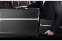 Фирменный оригинальный чехол-клатч-сумка для Onda oBook 10 Pro 64Gb/Onda oBook 10 SE/ 10 SE 32Gb из качественной импортной кожи черный