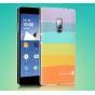 Фирменная необычная из легчайшего и тончайшего пластика задняя панель-чехол-накладка для OnePlus 2 (Two) A2001..