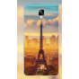Фирменная необычная из силикона задняя панель-чехол-накладка для OnePlus 3T тематика Франция..