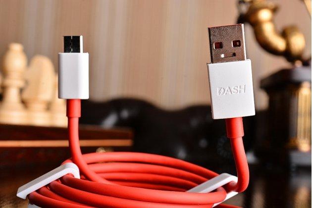 """Фирменный оригинальный USB дата-кабель для OnePlus 3T A3010/ OnePlus 3 A3000 / A3003""""   + гарантия"""
