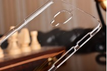Фирменная ультра-тонкая пластиковая задняя панель-чехол-накладка для OnePlus 3T прозрачная