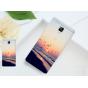 Фирменная уникальная задняя панель-крышка-накладка из тончайшего силикона для OnePlus 3T с объёмным 3D рисунко..