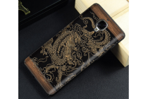 """Фирменная необычная уникальная пластиковая задняя панель-чехол-накладка для OnePlus 3T """"тематика Дракон"""""""