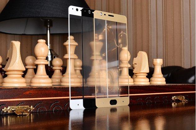 """Фирменное защитное закаленное  стекло  с  олеофобным покрытием для OnePlus 3T A3010/ OnePlus 3 A3000 / A3003"""""""